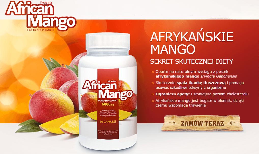 African Mango - cena