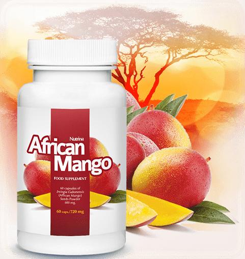 African Mango - efekty