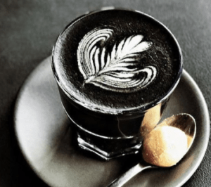 Black Latte - cena