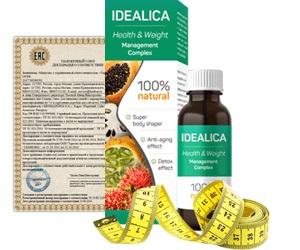 Idealica - cena