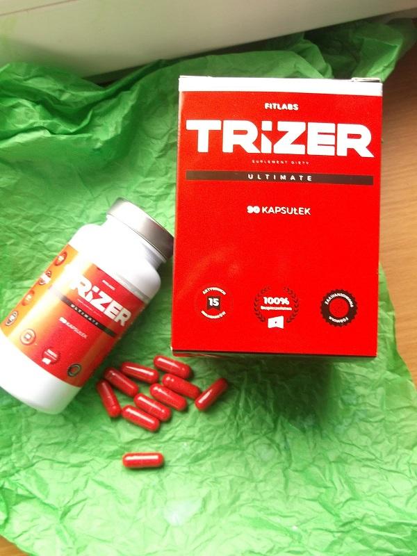 Trizer - efekty