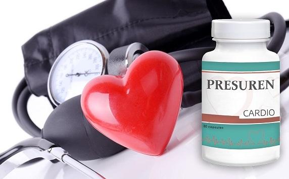 Presuren Cardio – Efekty – Skutki uboczne