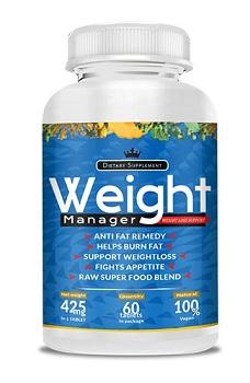 tabletki na odchudzanie weight manager
