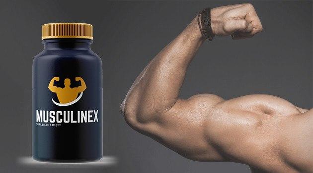 Musculinex - skutki uboczne