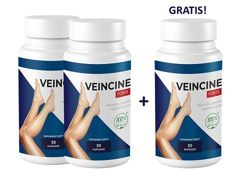 Gdzie kupić Veincine Forte - Cena - Apteka, Allegro