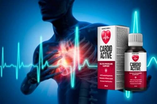 CardioActive - Efekty