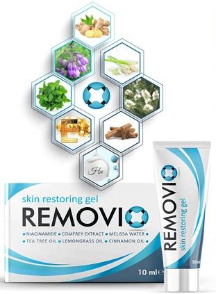 Removio - Efekty