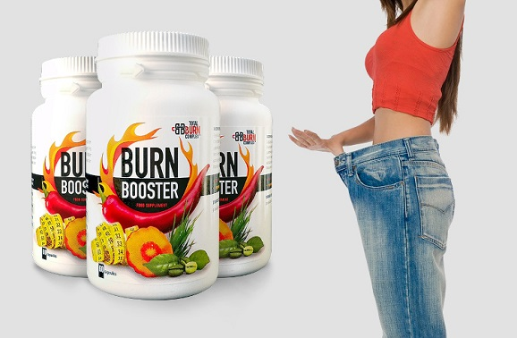 Zastosowanie tabletek Burn Booster