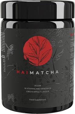 Hai Matcha – produkt w postaci herbaty na odchudzanie