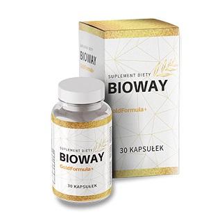 bioway gold cena