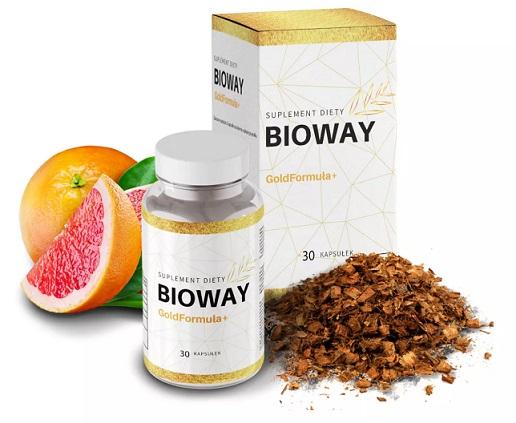 bioway gold skład